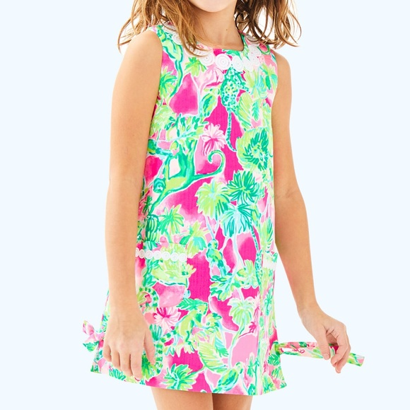 1af82868b Lilly Pulitzer Dresses | Little Lilly Classic Shift Kids | Poshmark